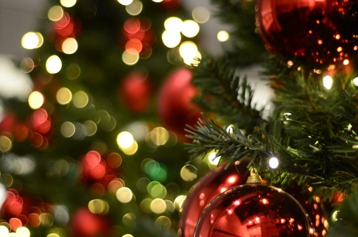 Wolna wysokiej rozdzielczości zdjęcia drzewo, gałąź, Bokeh, plama, abstrakcyjny, Zielony, czerwony, wakacje, Boże Narodzenie, jodła, drzewko świąteczne, świąteczna dekoracja, tło, złoto, Tapeta, Koła, zdarzenie, weekend, oświetlenie świąteczne, drzewiastych roślin, Hintergrung